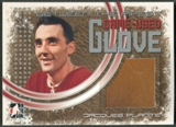2006/07 Between The Pipes #GG15 Jacques Plante Game-Used Glove /50