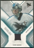 2002/03 Between the Pipes #7 Evgeni Nabokov Emblem /10