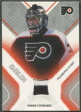 2002/03 Between the Pipes #27 Roman Cechmanek Emblem /10