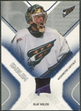 2002/03 Between the Pipes #23 Olaf Kolzig Emblem /10