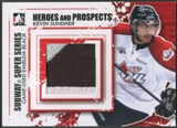 2011/12 ITG Heroes and Prospects #SSM24 Kevin Sundher Subway Series Black Emblem /6
