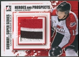 2011/12 ITG Heroes and Prospects #SSM14 Adam Lowry Subway Series Black Emblem /6