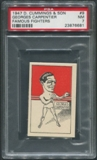 1947 D. Cummings & Sons Boxing #9 Georges Carpentier Famous Fighters PSA 7 (NM)