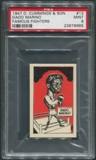 1947 D. Cummings & Sons Boxing #13 Dado Marino Famous Fighters PSA 9 (MINT)