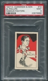 1947 D. Cummings & Sons Boxing #14 Al Phillips Famous Fighters PSA 9 (MINT)