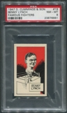 1947 D. Cummings & Sons Boxing #19 Benny Lynch Famous Fighters PSA 8 (NM-MT)