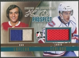 2011/12 ITG Heroes and Prospects #HP05 Guy Lafleur & Louis Leblanc Hero and Prospect Gold Jersey /10