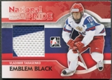 2010/11 ITG Heroes and Prospects #NATP10 Vladimir Tarasenko National Pride Black Emblem /6
