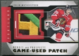 2012/13 ITG Heroes and Prospects #M42 Tyler Wotherspoon Gold Patch /5
