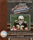 2006 Playoff Absolute Memorabilia Football Hobby Box
