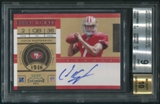 2011 Playoff Contenders #227 Colin Kaepernick Rookie Auto BGS 9 (MINT)