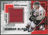 2010/11 ITG Heroes and Prospects #SSM26 Ryan Nugent-Hopkins Subway Series Black Number /6