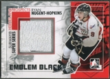 2010/11 ITG Heroes and Prospects #SSM26 Ryan Nugent-Hopkins Subway Series Black Emblem /6