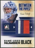 2010/11 Between The Pipes #M12 Devan Dubnyk Game Used Black Number /6