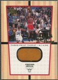 1999/00 Upper Deck #FF4 Michael Jordan MJ Final Floor
