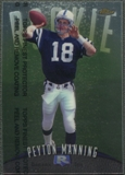 1998 Finest Football #121 Peyton Manning Rookie