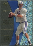 1998 E-X2001 Football #54 Peyton Manning Rookie
