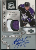 2006/07 The Cup #173 Anze Kopitar Rookie Patch Auto #70/99