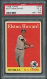1958 Topps Baseball #275 Elston Howard PSA 3.5 (VG+)