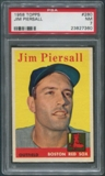 1958 Topps Baseball #280 Jim Piersall PSA 7 (NM)