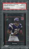 2007 Bowman Chrome #BC65 Adrian Peterson Rookie PSA 10 (GEM MT)