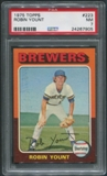 1975 Topps Baseball #223 Robin Yount Rookie PSA 7 (NM)