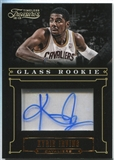 2012/13 Panini Timeless Treasures #212 Kyrie Irving 367/399 RC Auto
