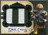 2011 Playoff National Treasures #330 Randall Cobb Black Rookie Patch Auto #14/25