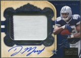 2011 Playoff National Treasures #331 DeMarco Murray Rookie Patch Auto #83/99