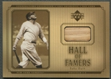 2001 Upper Deck Hall of Famers #BBR Babe Ruth Game Bat