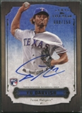 2012 Topps Five Star #YD Yu Darvish Active Rookie Auto #090/150