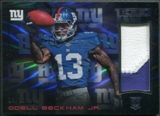 2014 Rookies and Stars #32 Odell Beckham Jr. Rookie Patch #16/32