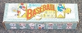 1990 Donruss Baseball Factory 15 Set Case