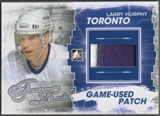 2012/13 ITG Forever Rivals #M12 Larry Murphy Blue Game Used Patch /6