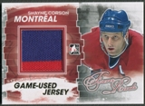 2012/13 ITG Forever Rivals #M29 Shayne Corson Gold Game Used Jersey /10