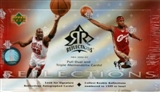 2006/07 Upper Deck Reflections Basketball Hobby Box