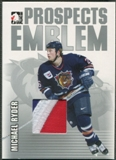 2004/05 ITG Heroes and Prospects #25 Michael Ryder Rookie Silver Emblem /30