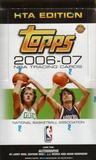 2006/07 Topps Basketball Jumbo Box