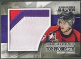 2010/11 ITG Heroes and Prospects #JM06 Philippe Paradis Top Prospects Jumbo Number Silver /3
