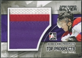 2010/11 ITG Heroes and Prospects #JM26 Tyler Toffoli Top Prospects Jumbo Number Silver /3