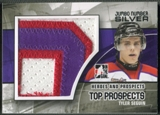 2010/11 ITG Heroes and Prospects #JM25 Tyler Seguin Top Prospects Jumbo Number Silver /3