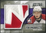 2010/11 ITG Heroes and Prospects #JM23 Taylor Doherty Top Prospects Jumbo Emblem Silver /3