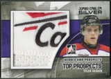 2010/11 ITG Heroes and Prospects #JM25 Tyler Seguin Top Prospects Jumbo Emblem Silver /3