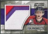 2010/11 ITG Heroes and Prospects #JM04 Cody Eakin Top Prospects Jumbo Number Black /6