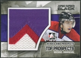2010/11 ITG Heroes and Prospects #JM15 Michael Bournival Top Prospects Jumbo Number Black /6