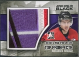 2010/11 ITG Heroes and Prospects #JM01 Alexander Petrovic Top Prospects Jumbo Emblem Black /6