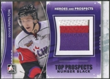 2011/12 ITG Heroes and Prospects #TPM06 Dougie Hamilton Top Prospects Number Black /6