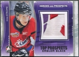 2011/12 ITG Heroes and Prospects #TPM20 Ryan Strome Top Prospects Emblem Black /6