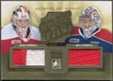 2012/13 Between The Pipes #DD02 Matt Murray & Jake Paterson Draft Day Gold Jersey /10