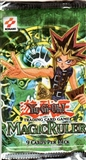 Upper Deck Yu-Gi-Oh Magic (Spell) Ruler Unlimited Booster Pack